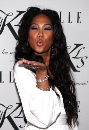 Kimora Lee Simmons Debuts KLS Collection - Arrivals
