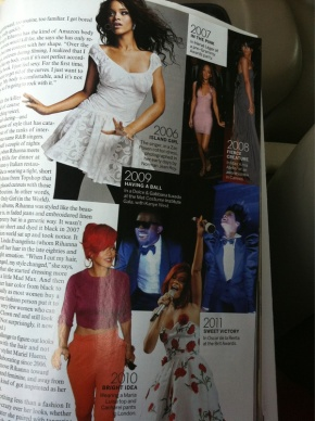 Vogue - Rihanna