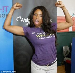 Jennifer Hudson Weight Watchers