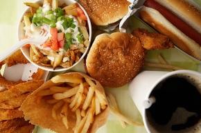 Fast Food Healthy