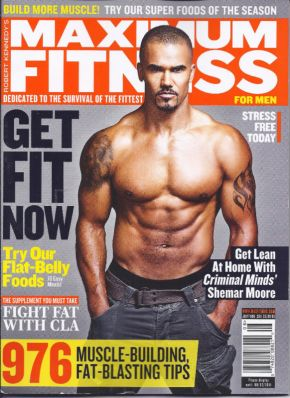 Shemar Moore Cover